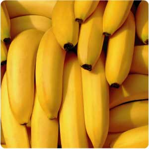 Menikmati tanaman surga, buah pisang