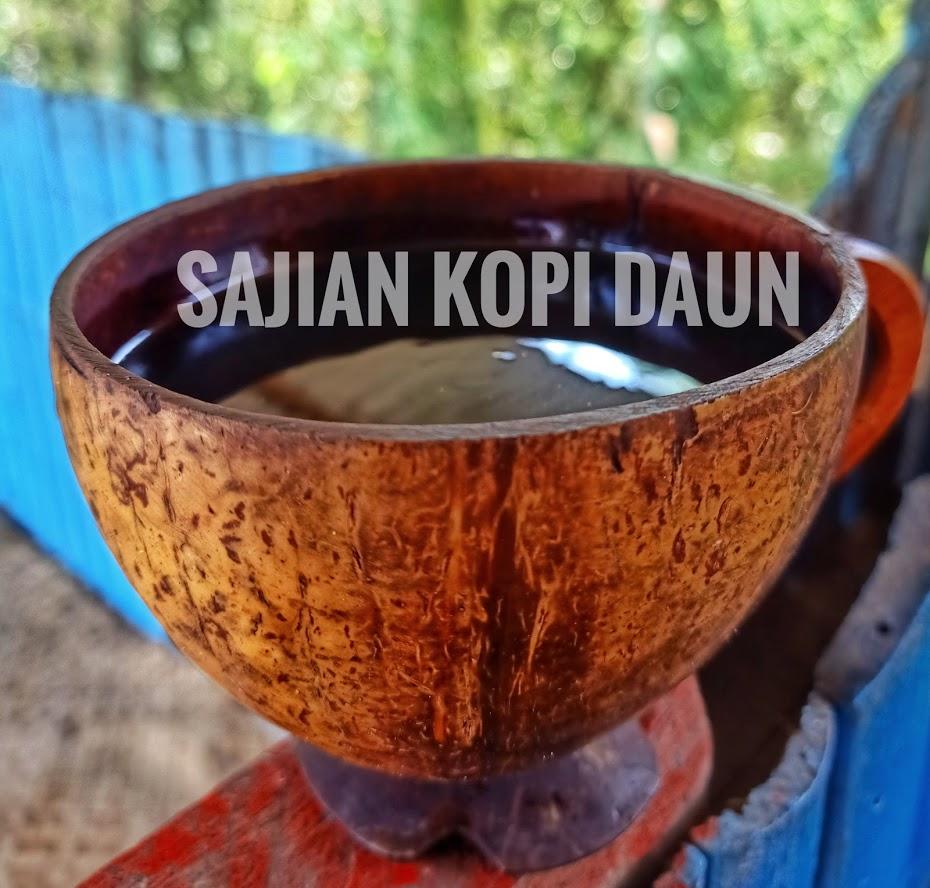 ajian khas kopi daun