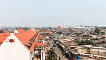 Piknik di Menara Syahbandar Saksi Sejarah Jakarta