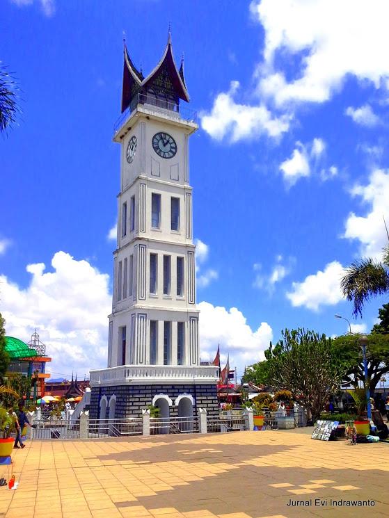 Jam Gadang di Bukittinggi Kota Rang Agam