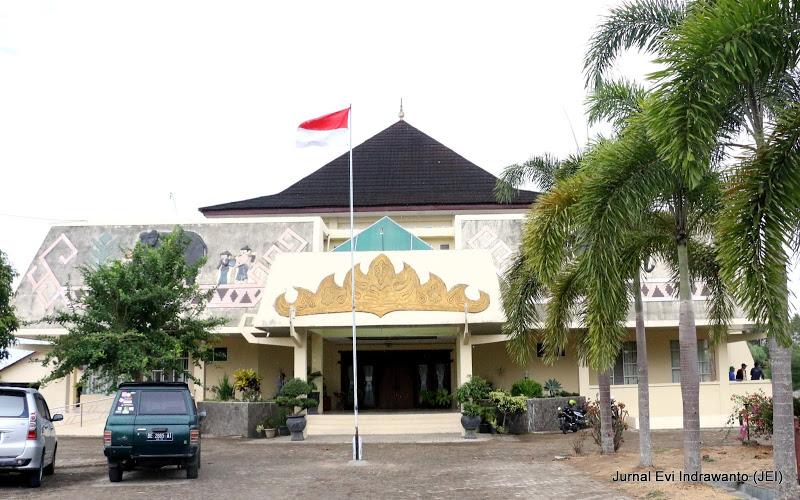 museum ketransmigrasian - Gambar Museum Transmigrasi Lampung