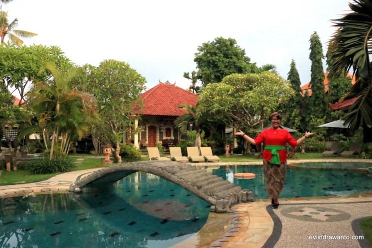 kolam renang sukun bali cottages