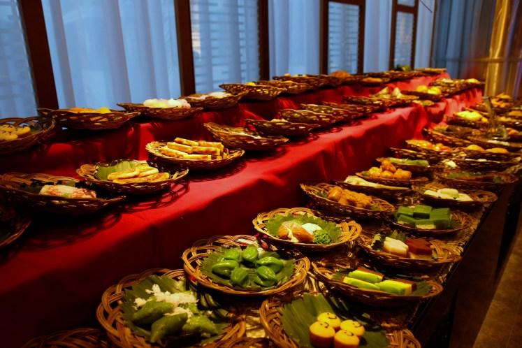 71 Jenis kue mewakili tahun Indonesia merdeka