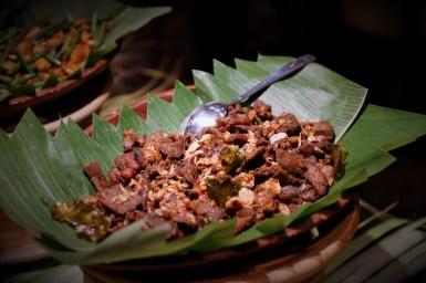 Foto Oseng Daging sapi