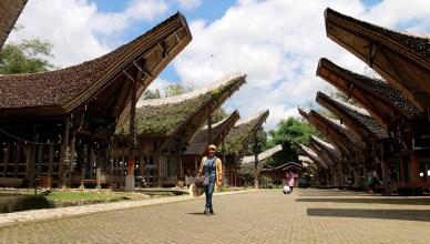 Cerita Perjalananke Toraja
