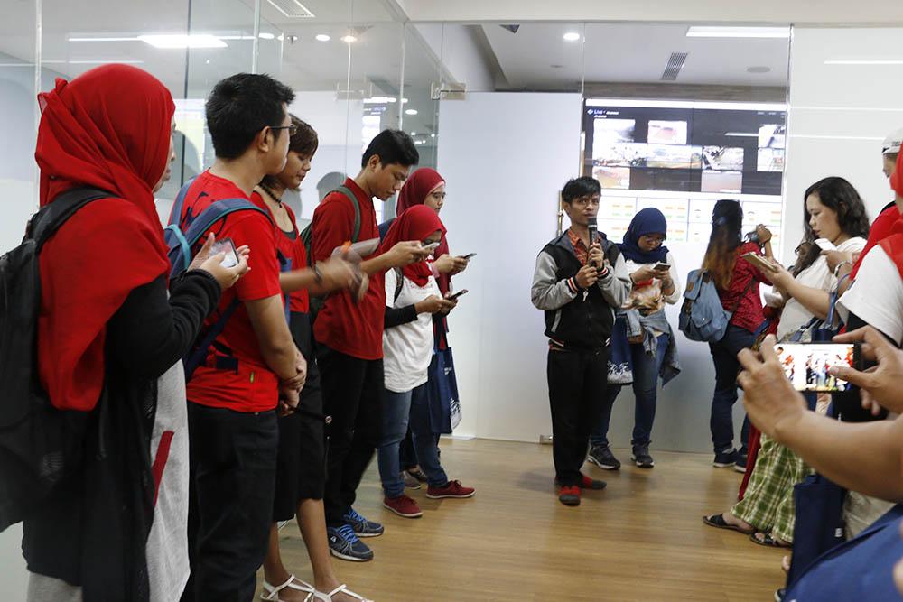 Mendengarkan tentang Jakarta Smart City