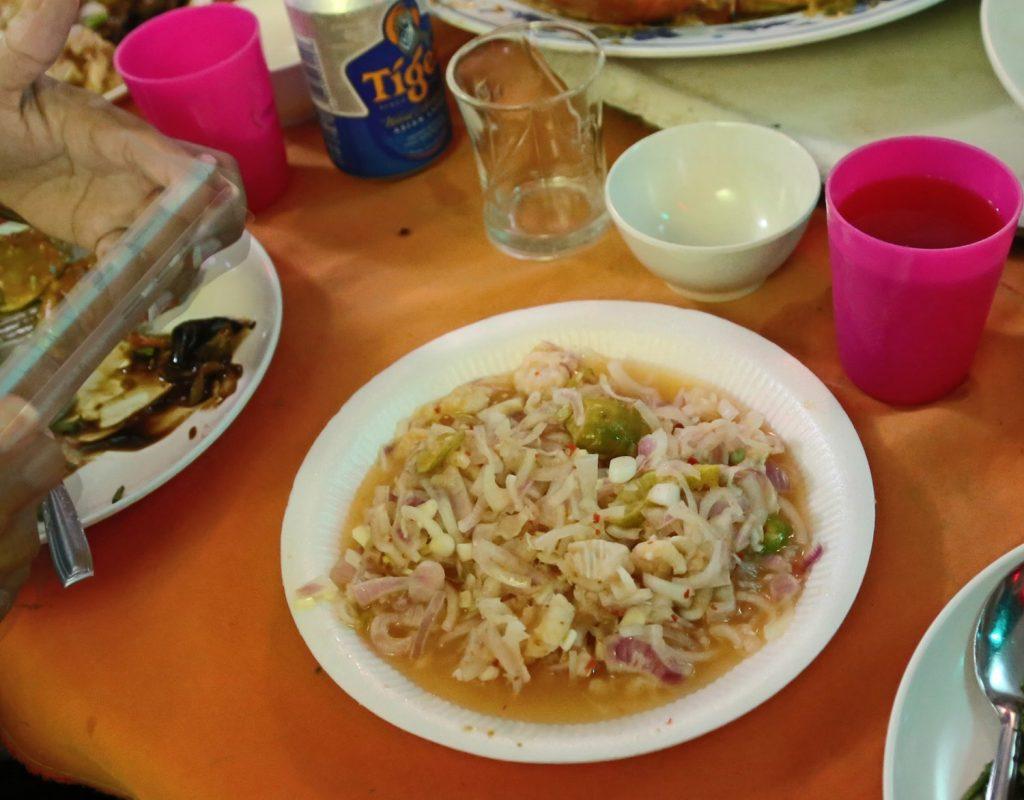 Umai Ikan Seafood Top Spot