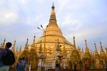 Shwedagon Pagoda Yangon - Myanmar