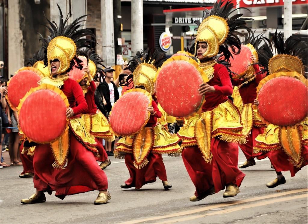 keunikan Festival sinulog cebu