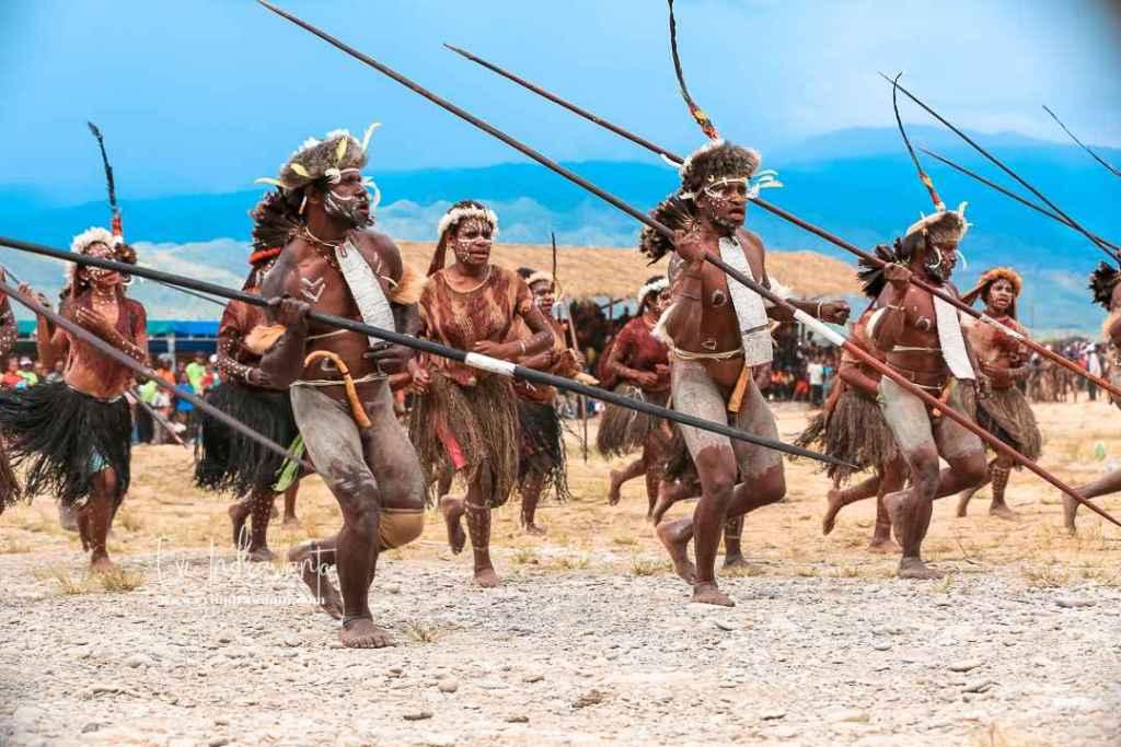 Suku Dani Papua dan Tradisi