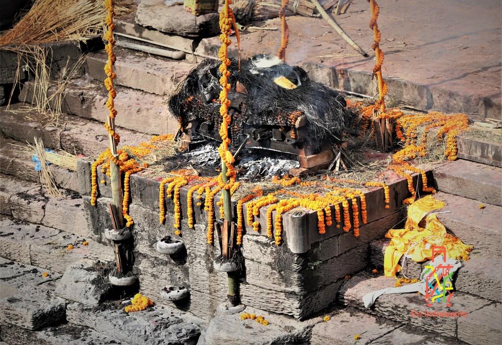 Kremasi di Pashupatinath