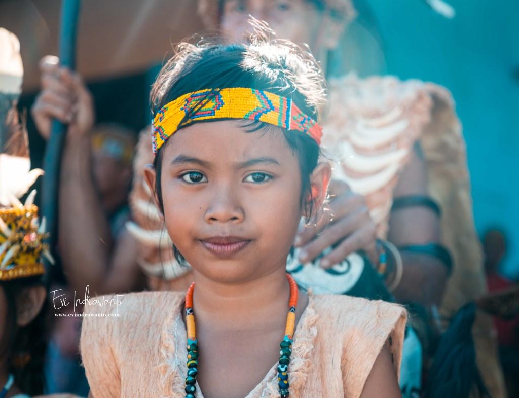 Pentingnya manik-manik bagi Suku Dayak