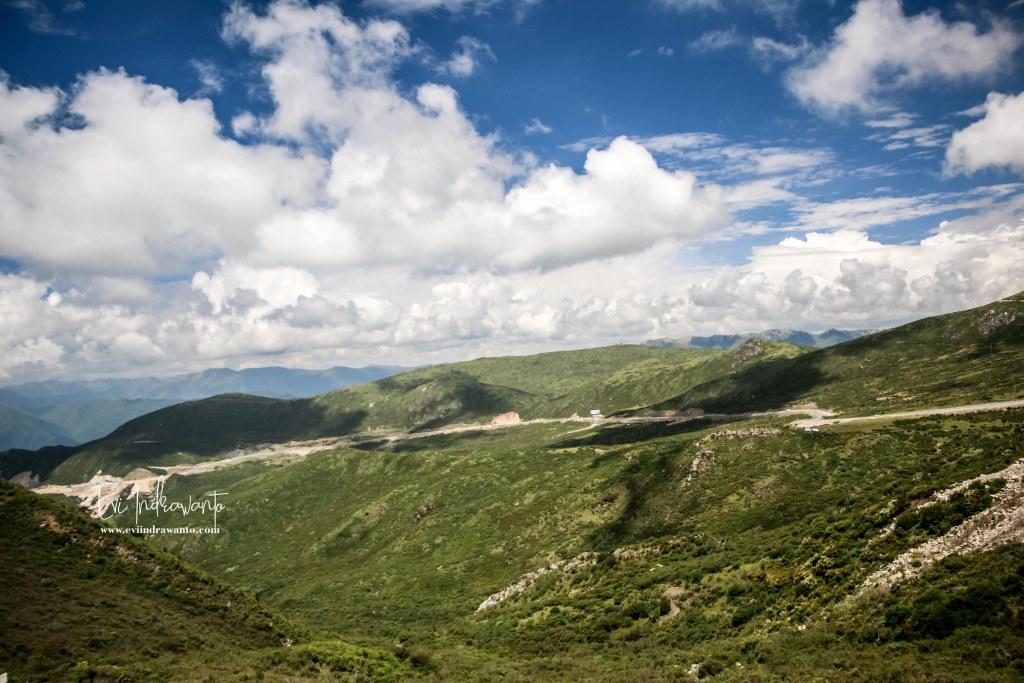 Minshan Scenic Area