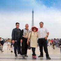 Ke mana aja di Paris
