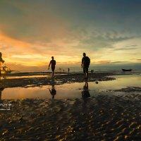 Sunrise on Panglao Island