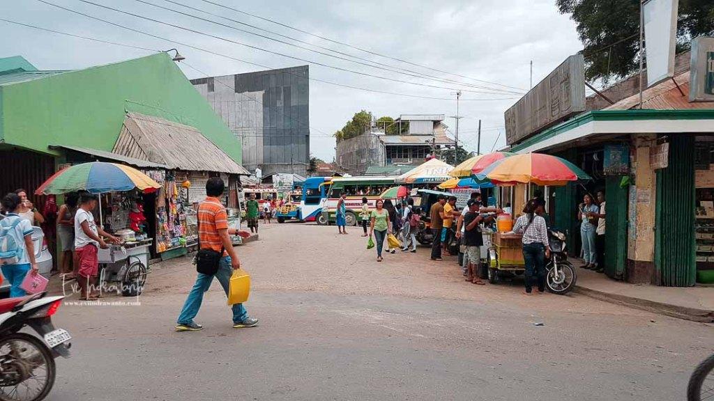 Pasar di Tagbilaran City