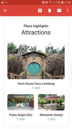 Place Highlight Attractions
