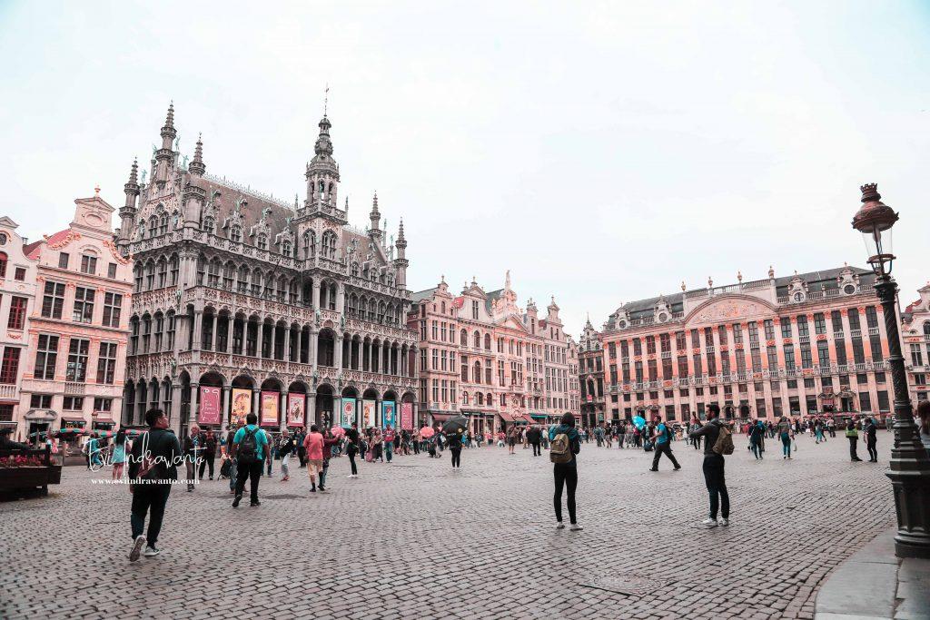 Trip ke Eropa