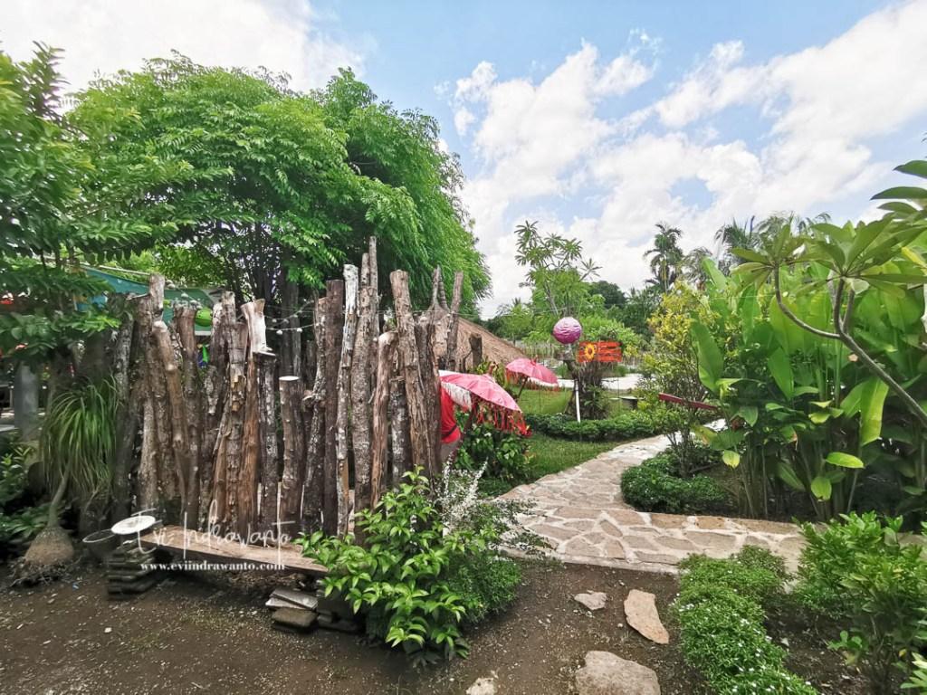 Botanic Garden Narmada Lombok