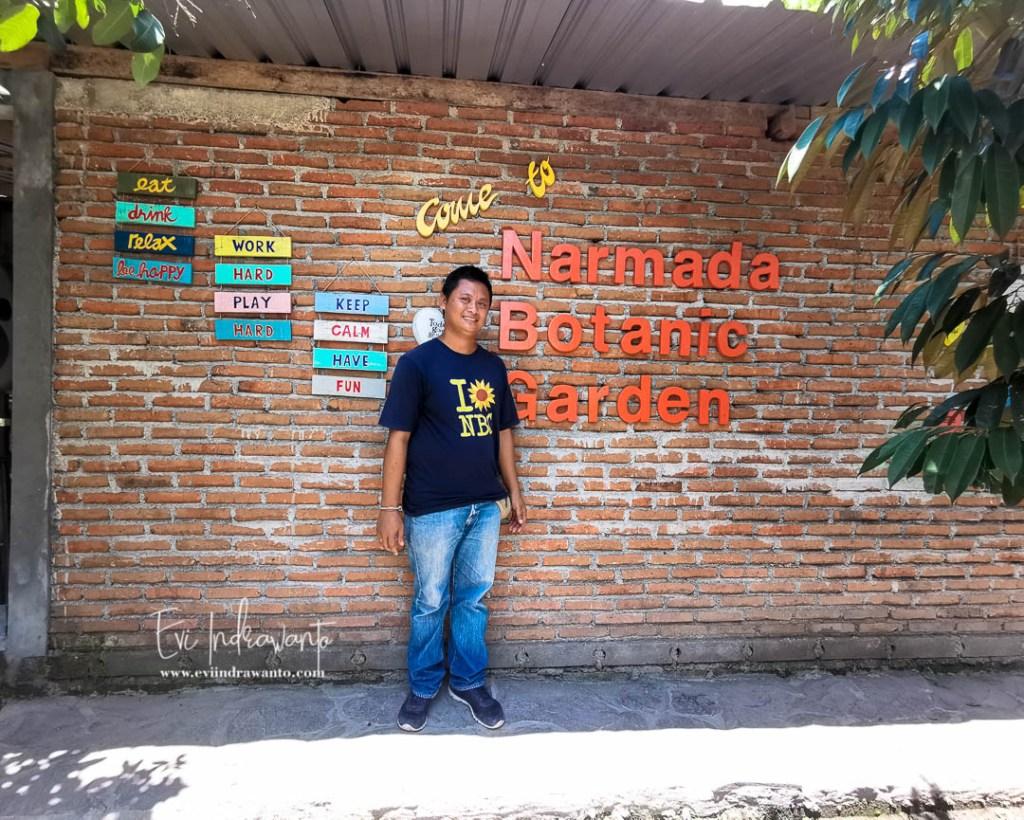 Cindra Bayu - Narmada Botanic Garden