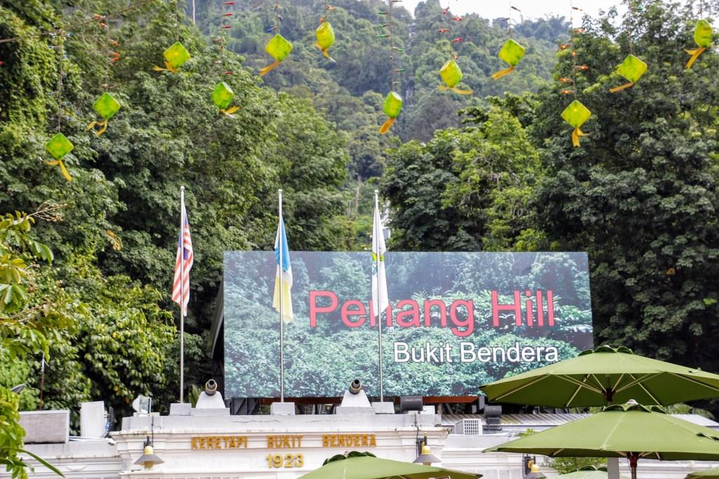 Penang Hills