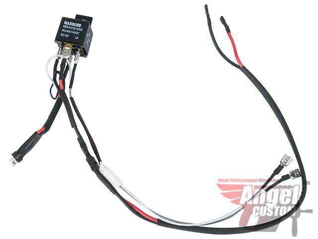 Angel Custom Upgraded Relay Switch Assembly For M249