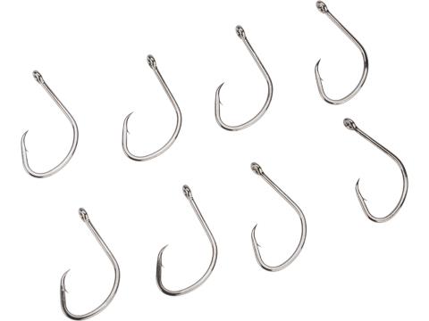 Gamakatsu Nautilus Light Fishing Hook (Size: 5/0 / 4 Pack