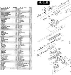 cyma m14 parts diagram wiring diagram yer free download manual for we gbb svd instruction user [ 3537 x 2448 Pixel ]