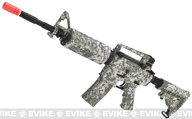 z King Arms Full Metal Colt Licensed Advanced M4A1 Carbine