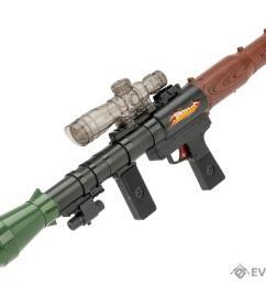 asp tank killer gel ball blaster semi automatic rpg style bb gun [ 1200 x 900 Pixel ]