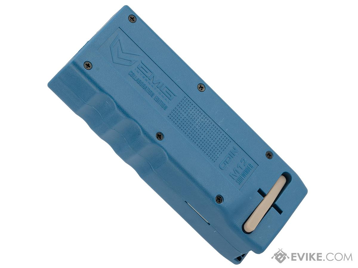 hight resolution of emg odin innovations m12 sidewinder speed loader color drama free blue special edition