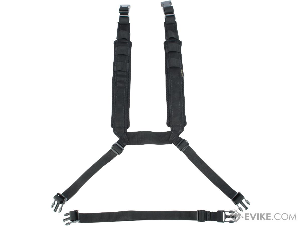 mission spec rack straps