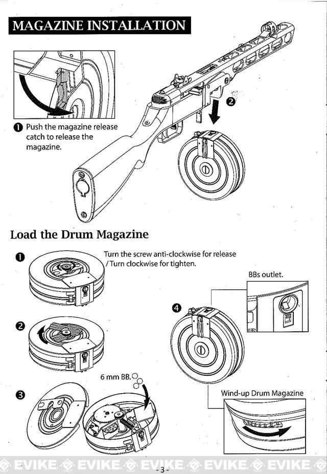Ak47 Manual