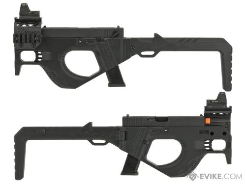 small resolution of sru 3d printed pdw gas blowback pistol carbine color black
