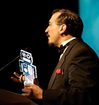 Guigar at Philly Geek Awards