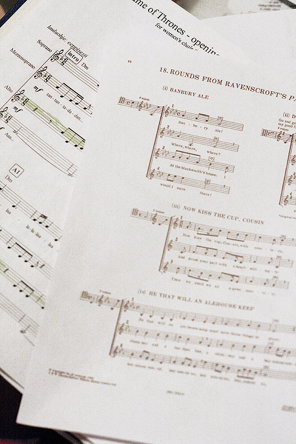 musicalsheets