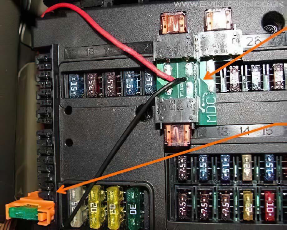 5 Wire Relay Wiring Diagram For Door Lock Evilution Smart Car Encyclopaedia