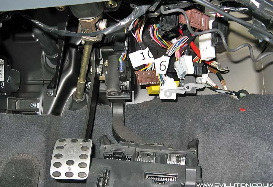 2006 C230 Fuse Box Evilution Smart Car Encyclopaedia