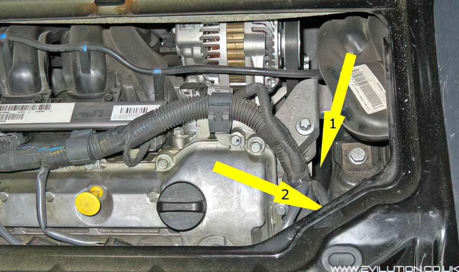 joints of the foot diagram 2007 cobalt wiring evilution - smart car encyclopaedia