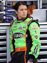 Why Nascar Fans Don't Like Danica (1/4)