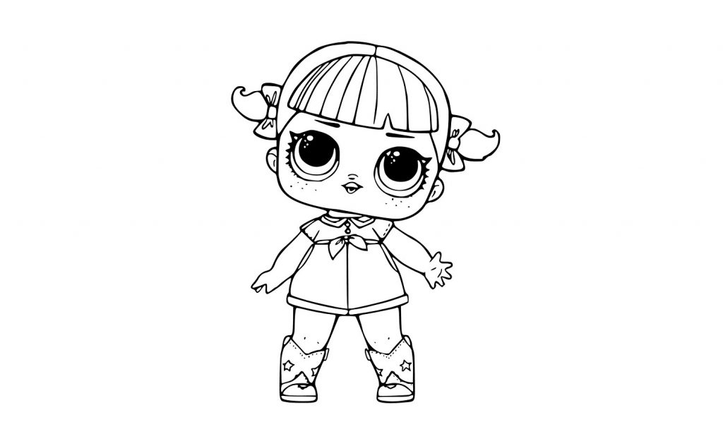 20 Lol Dolls Coloring Pages Compilation Free Coloring Pages Free