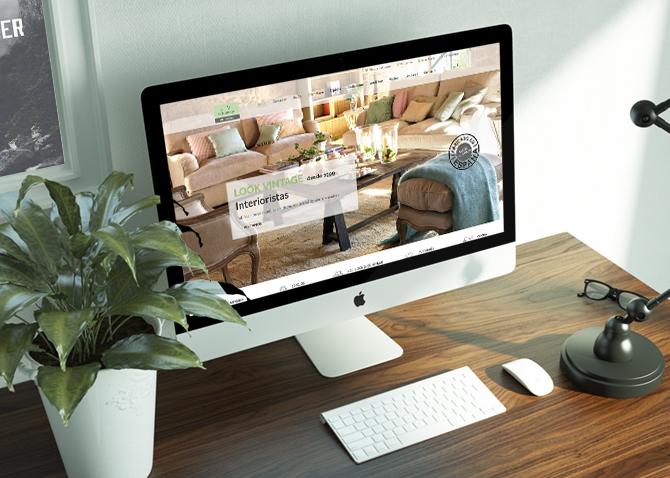 Look Vintage - Tienda online de mobiliario y decoración en Écija