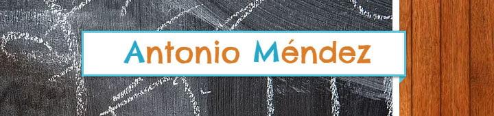 El Blog oferta educativa de Antonio Méndez.