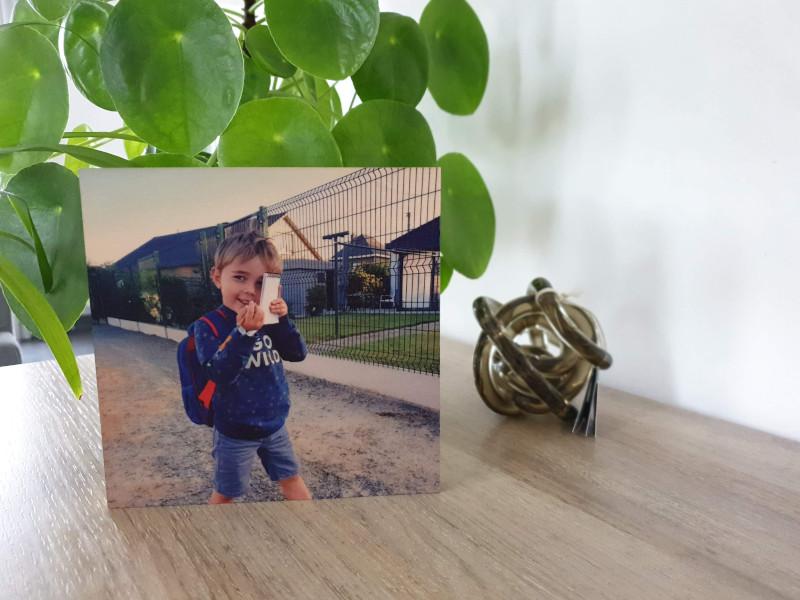 fotoblok op hout smartphoto