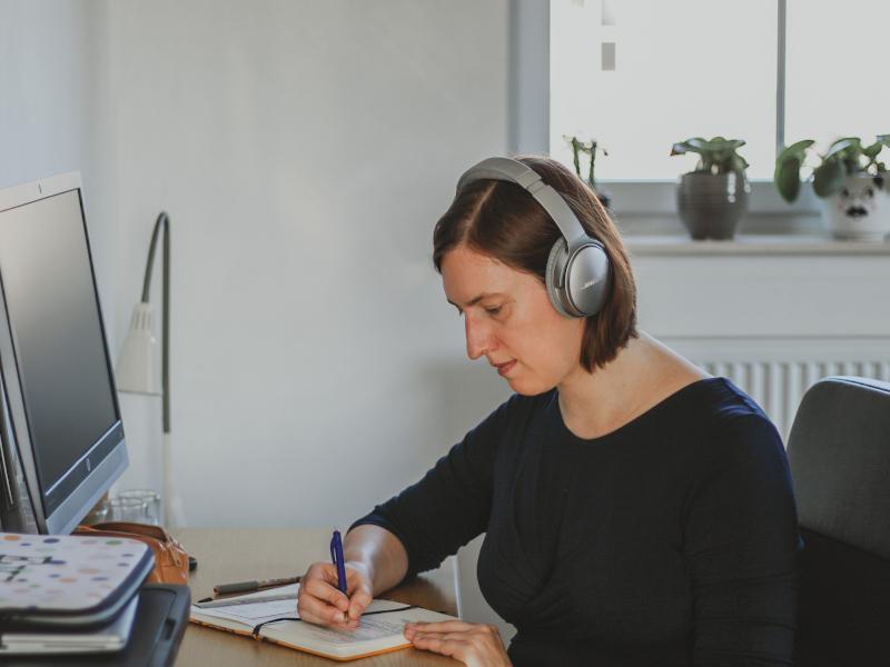 Podcasts: ik luister er ook naar tijdens mijn langere Pomodoro breaks