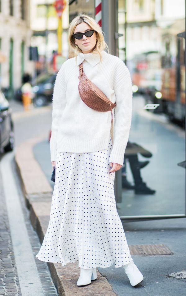 b119f1b43df ... χειμωνιάτικα μην βιαστείτε ακόμη να βγάλετε όλα τα floral ή αέρινα  μακριά καλοκαιρινά φορέματα. Δείτε πώς να τα φορέσετε με στυλ και για το  χειμώνα, ...