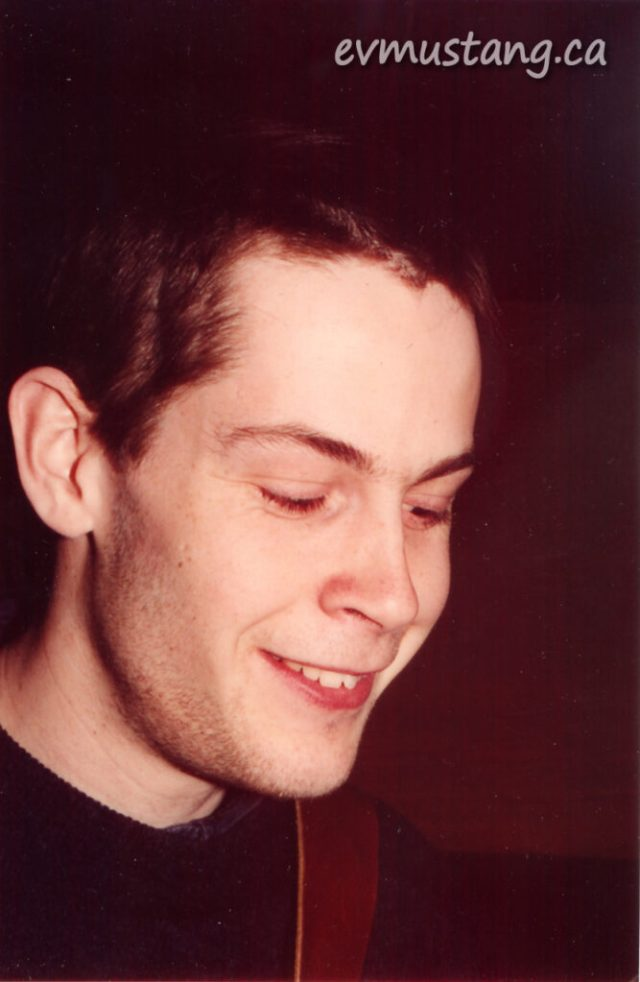 image of Dave Tough from 1994