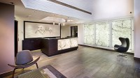 Architectural Lighting Trend: Backlit Reception Areas ...