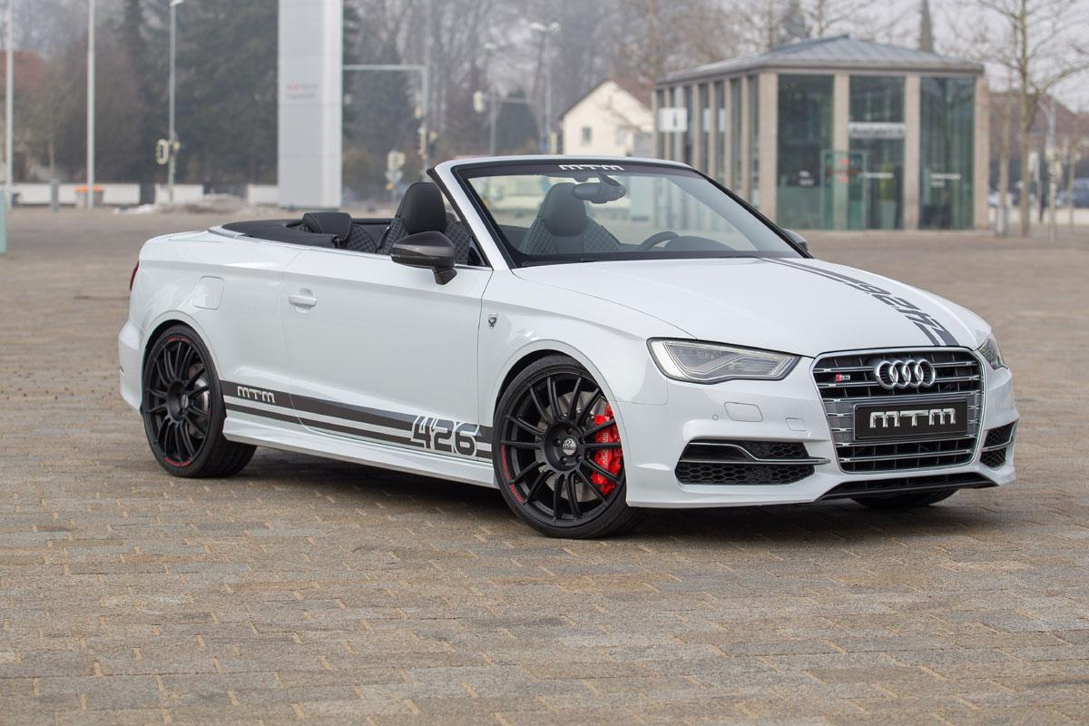 Audi S3 Cabrio Von MTM
