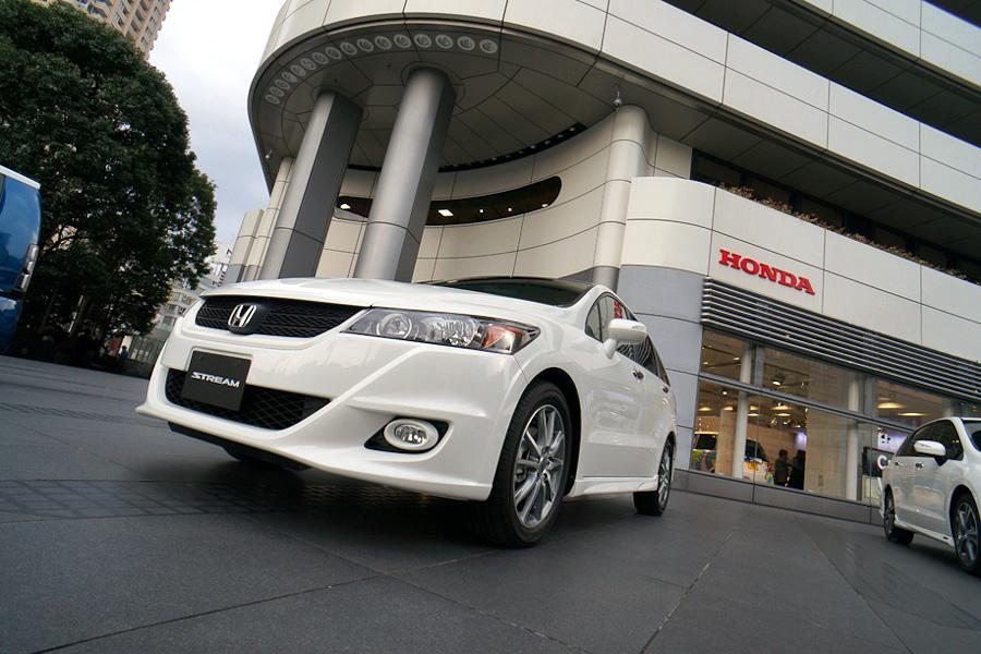 Honda Welcome Plaza Aoyama ウエルカムプラザ青山
